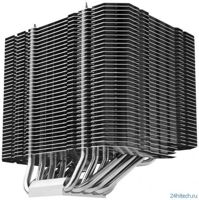 Thermalright HR-22 – пассивная система охлаждения для большинства актуальных процессоров
