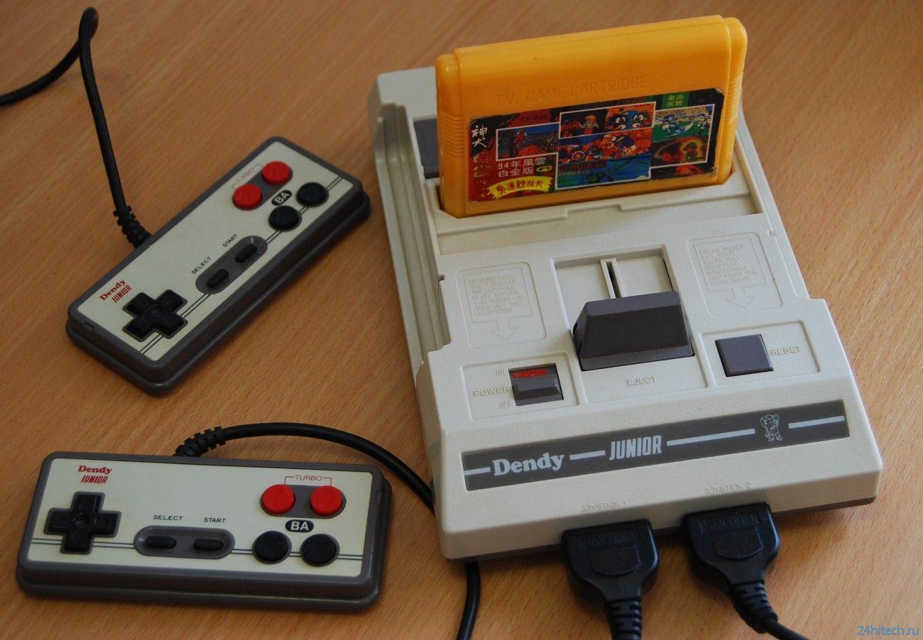 #факты | [2] Nintendo и её игровые консоли
