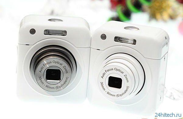 Беспроводная камера для смартфонов и планшетов (4 фото + 2 видео)