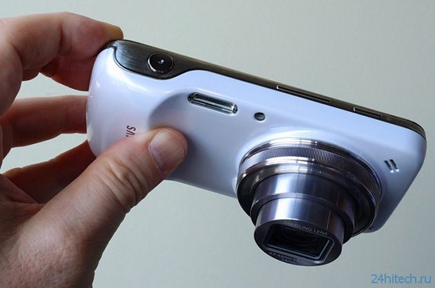Через два года каждый четвертый смартфон Samsung получит 20-мп камеру