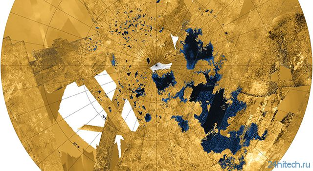 Что нового на Титане?