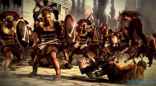 Caesar in Gaul — новое дополнение к Total War: Rome 2