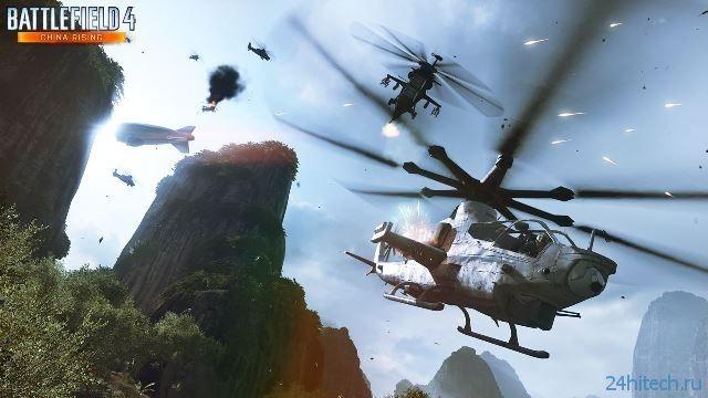 Дополнение Battlefield 4: China Rising доступно подписчикам Premium