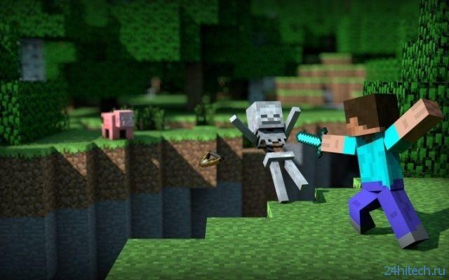 Европейский релиз PS3-версии Minecraft состоится завтра