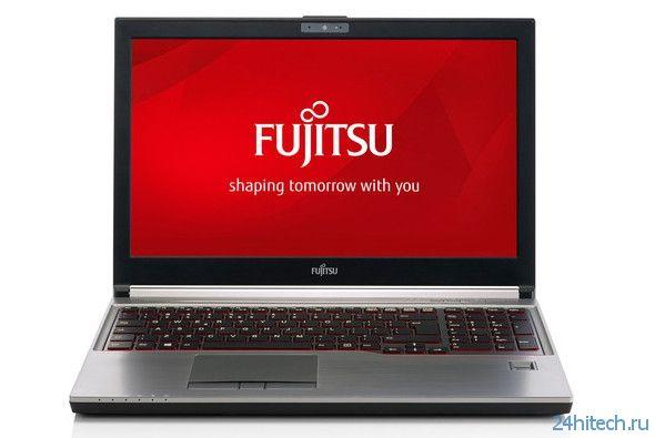 Fujitsu Celsius H730: мобильная рабочая станция со сканером ладони