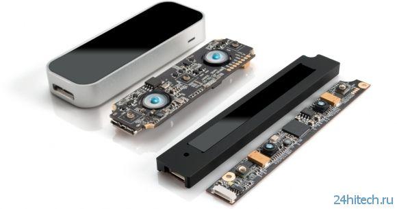HP встроила контроллер Leap Motion в клавиатуру для десктопов и моноблоков