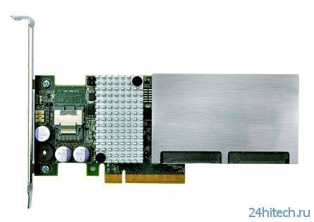 Intel SSD Cache Controller RCS25ZB040 – оптимальный накопитель для VDI