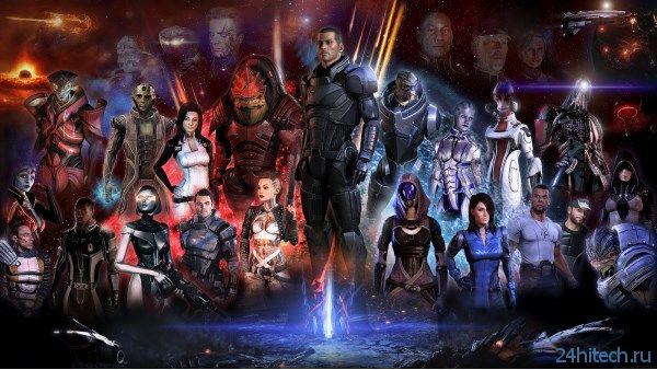Mass Effect 4 будет узнаваемой, несмотря на все новшества