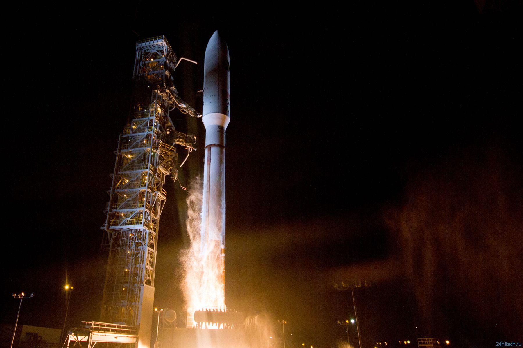 NASA запустило два спутника для испытания новых технологий