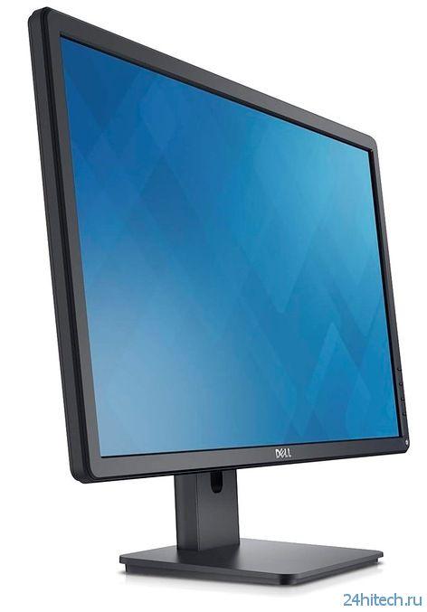 Новые мониторы Dell E-серии представлены на Украине