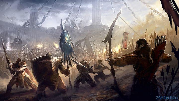 Объявлена дата выхода The Elder Scrolls Online