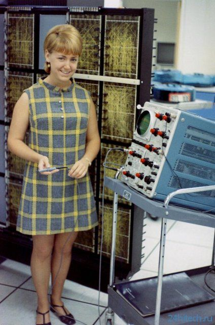 Офисные работники 50 лет назад (20 фото)