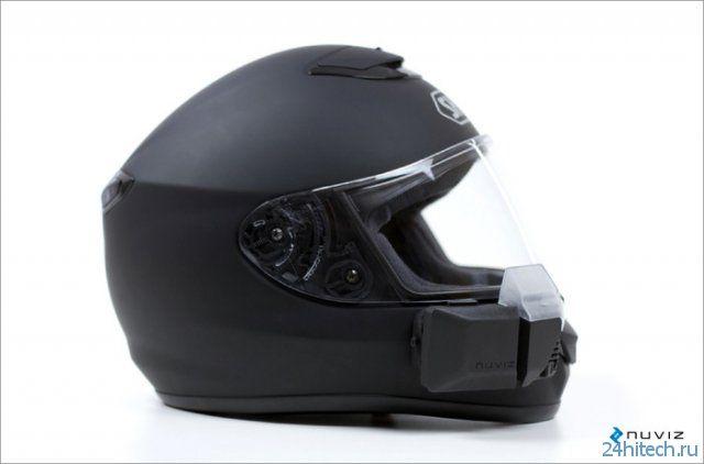 Персональный дисплей для мотоциклистов (5 фото + видео)