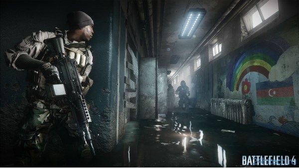 Работа над дополнениями для Battlefield 4 временно приостановлена