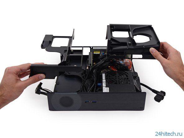 Разбираем прототип Steam Machine (28 фото)