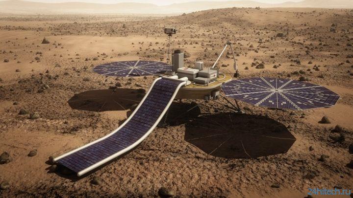 Реализация проекта Mars One по колонизации Красной планеты начнётся в 2018 году