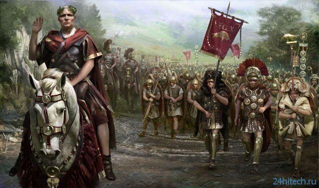 Релиз DLC Caesar in Gaul к Total War: Rome 2 перенесли