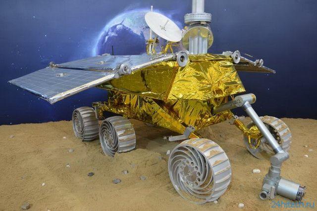 Сегодня Китай отправит «нефритового кролика» на Луну
