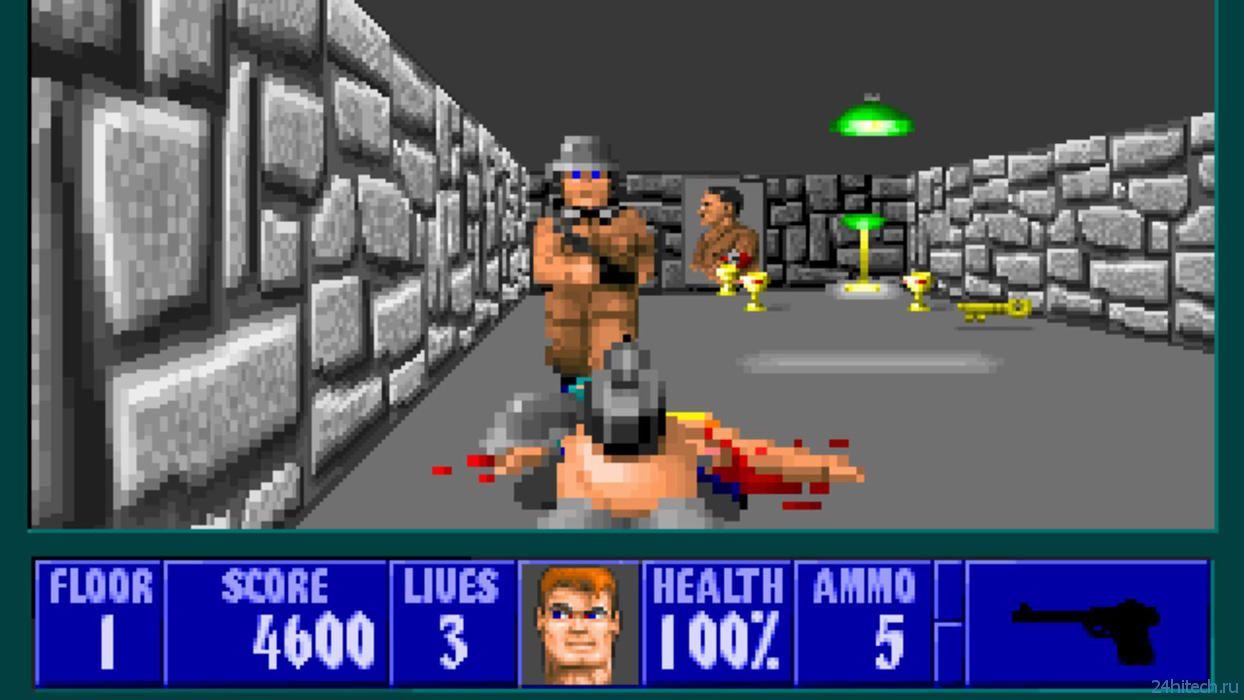 Сегодня игре Doom исполняется 20 лет