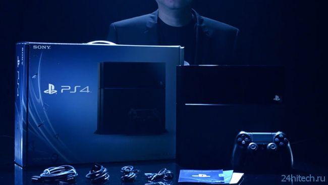 Sony продала более двух миллионов Playstation 4 во всём мире