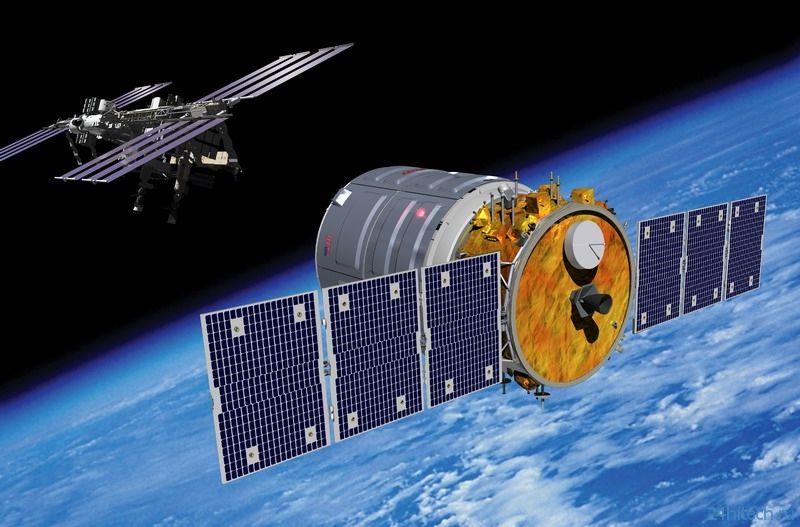 Старт частного грузовика Cygnus к МКС отложен из-за срочных ремонтных работ на станции