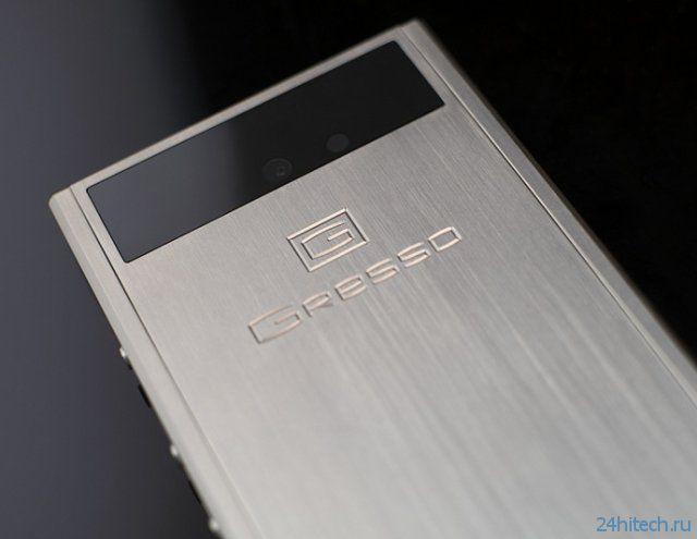 Титановые Android-смартфоны (3 фото)