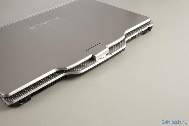 Ультрабук и планшет в одном устройстве - GIGABYTE U21M (5 фото)