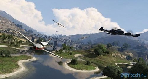 В GTA Online началась охота за флагами