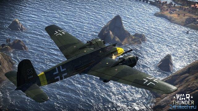 В War Thunder появилась новая система развития и поддержка DirectX 11