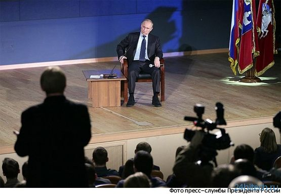 Владимир Путин выступил против введения дополнительных ограничений в Рунете