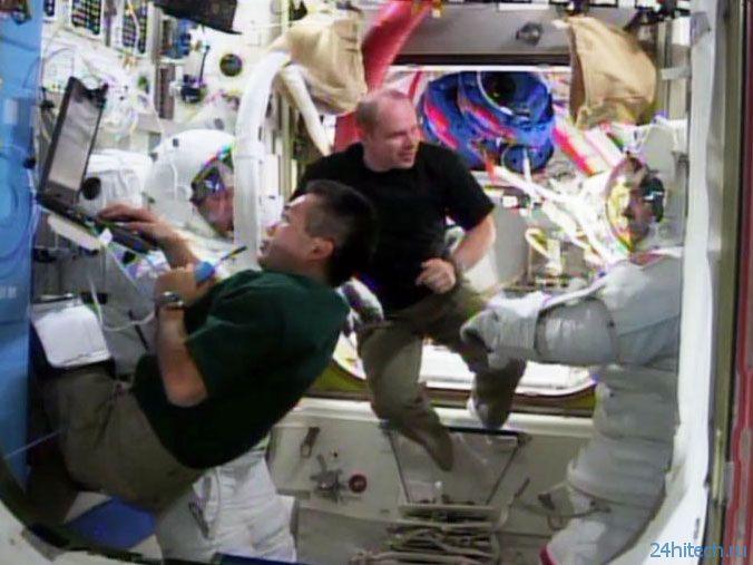"Запуск КА ""Сигнус""могут отложить из-за проблем на МКС"