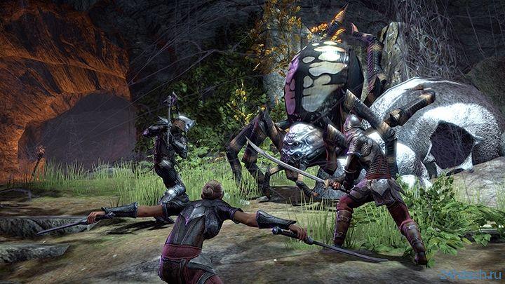 Zenimax Online рассказала о PvP-составляющей The Elder Scrolls Online