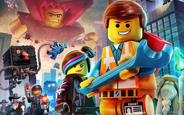 «1С-СофтКлаб» выпустит The Lego Movie Videogame в России