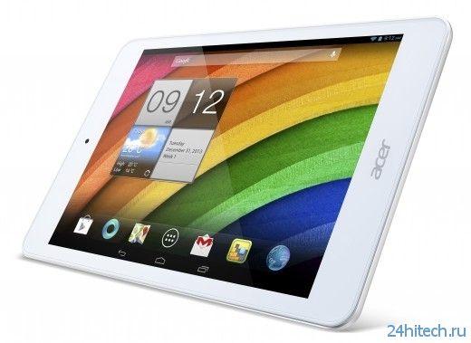 Acer сконцентрируется на смартфонах, планшетах и хромбуках