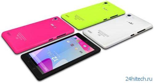 BLU представила новый тонкий смартфон VIVO 4.8 HD стоимостью 0