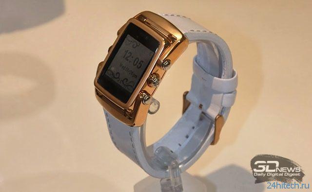 CES 2014: новые умные часы META от компании Metawatch