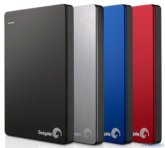 CES 2014: новые внешние накопители компании Seagate