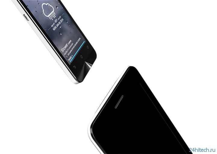 CES 2014: премьера гибридного смартфона ASUS PadFone mini