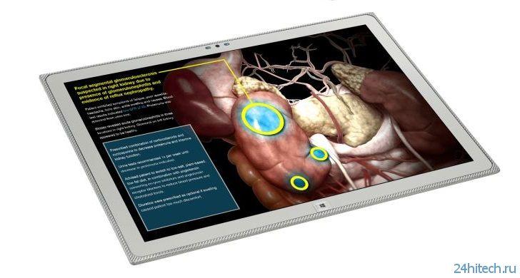 #CES | Panasonic привезла на выставку 20-дюймовый планшет
