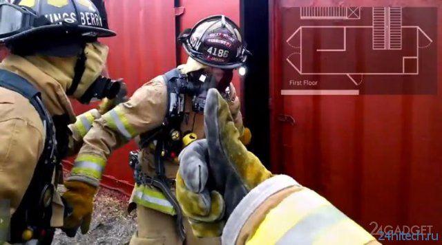 Google Glass на службе спасателей (видео)