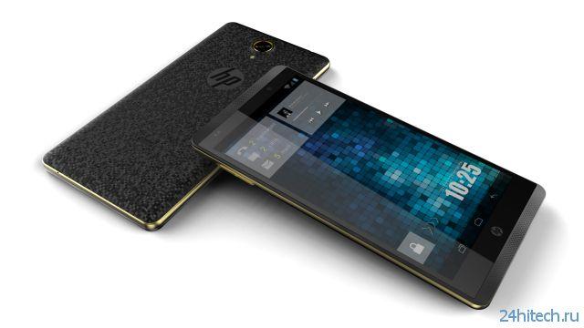 HP возвращается с двумя планшето-смартфонами