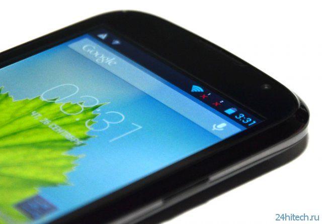 Highscreen Alpha Rage - самый доступный 4-ядерный гуглофон (21 фото)
