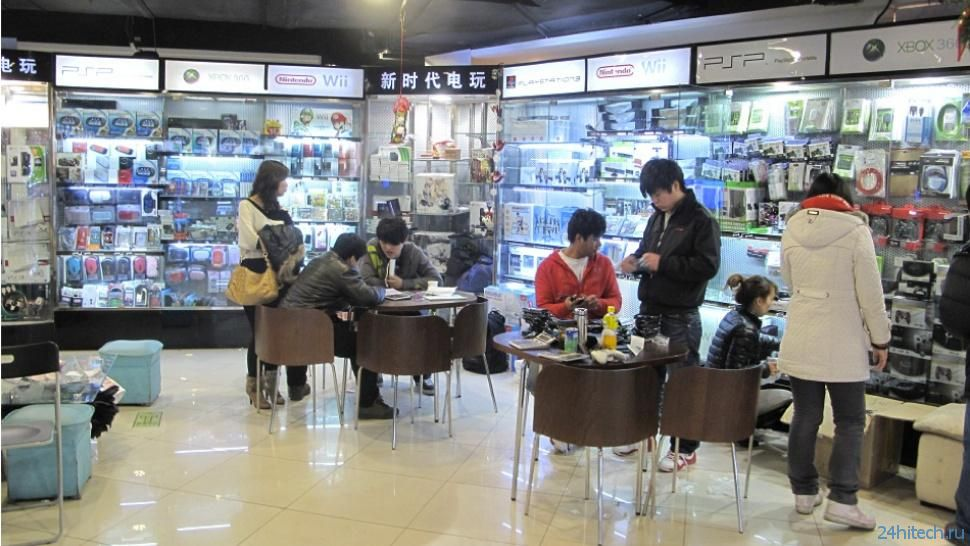 Китайское правительство временно снимет запрет на продажу игровых консолей
