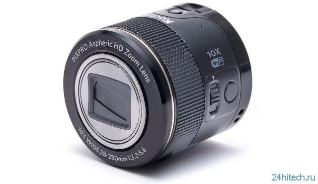 Kodak SMART LENS camera - ещё одна внешняя камера для гаджетов