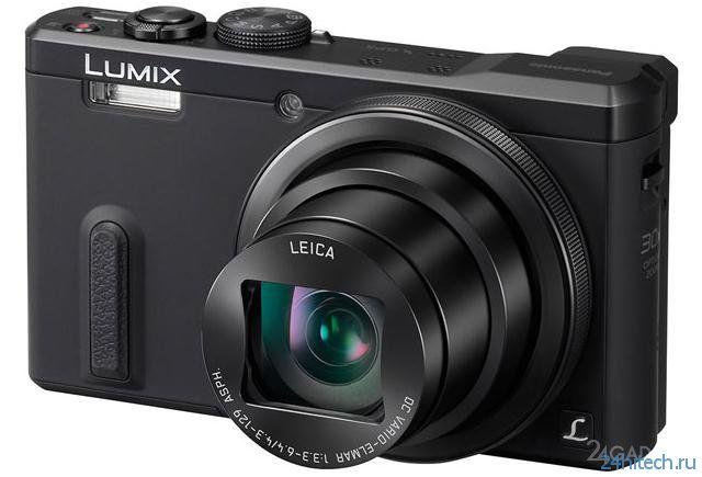 Компактный 30х ультразум Panasonic Lumix TZ60 (2 фото + видео)