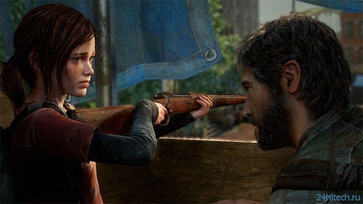 Naughty Dog не исключает возможности появления The Last of Us на PS4
