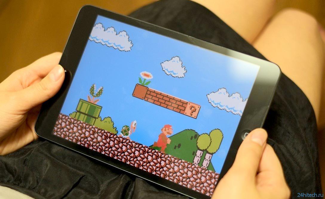 Nintendo выпустит демо-версии своих игр для смартфонов