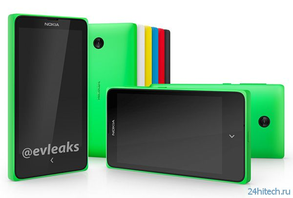 Nokia X – это все тот же смартфон Nokia Normandy
