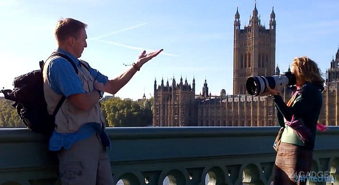 Nokia в очередной раз высмеивает зеркальные фотоаппараты (видео)