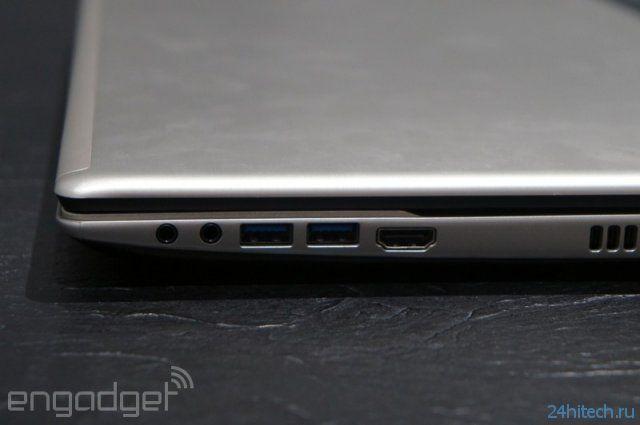 Ноутбук с UltraHD-дисплеем (17 фото)